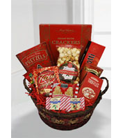 Holiday Celebration Gourmet Basket