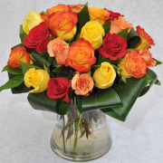 CARISMA FLORISTS® Mixed Rose Bouquet