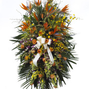 CARISMA FLORISTS® Tropical Standing Spray