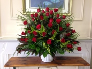 Carisma Florists®Special Arrangement All Roses