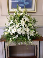 Carisma Florists® Classico All White