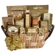 Sweet Gift Basket - Medium