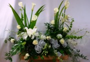 Arrangement Urne Elegant