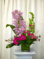 Arrangement d'orchidee