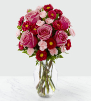 The Precious Heart™ Bouquet - VASE INCLUDED