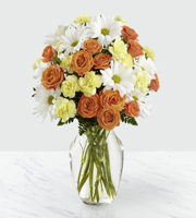 Le bouquet Sweet Splendor™ par FTD® - VASE INCLUS