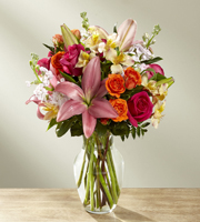 The FTD® Into the Woods™ Bouquet