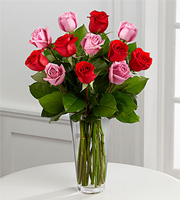 Send Today a Dozen Romantic Roses delivered, Sunnyslope Floral the BEST LOCAL FLORISTS in WEST MICHIGAN Area