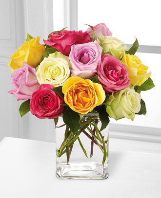 The FTD® Rose Fest™ Bouquet