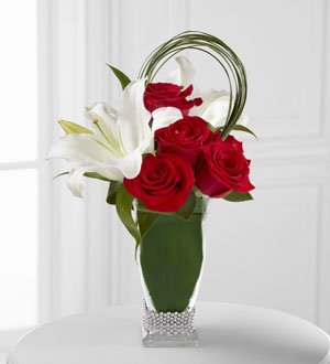 The FTD® Pure Passion™ Bouquet