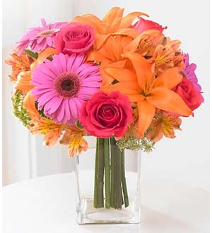 The FTD® Sunshine Splendor™ Bouquet