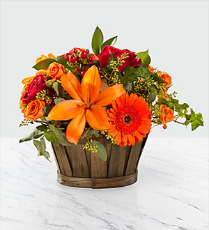 The FTD® Harvest Memories™ Basket