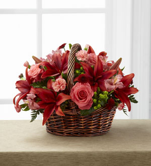The FTD® Bountiful Garden™ Bouquet