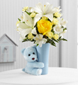 The FTD® Baby Boy Big Hug™ Bouquet