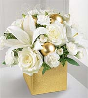 The FTD® Golden Happiness™ Bouquet