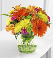BYS 	The FTD® Because You're Special™ Bouquet