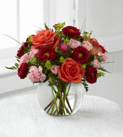 The FTD® Color Rush™ Bouquet by BHG®