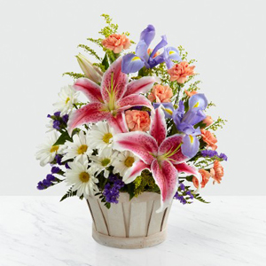 The FTD® Wondrous Nature™ Bouquet
