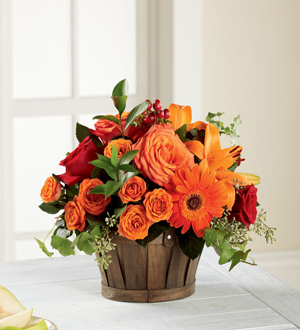 The FTD® Nature\'s Bounty™ Bouquet