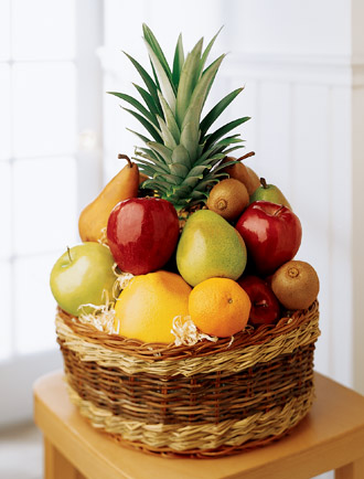 The FTD® Garden\'s Paradise™ Basket