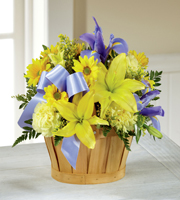 The FTD® Little Boy Blue™ Bouquet