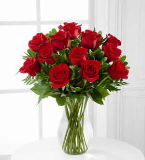Le bouquet de roses Blooming Masterpiece™ de FTD®