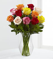 The FTD® Enchanting™ Rose Bouquet