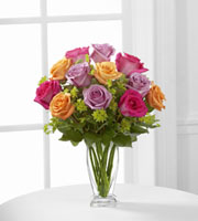 Bouquet de rosas Pure Enchantment™ FTD®