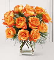 The FTD® Abundantly Yours™ Rose Bouquet