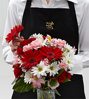 The FTD® Perfect Florist Designed Bouquet