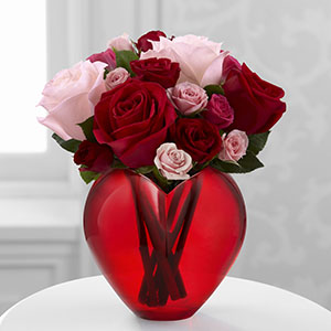 The FTD® My Heart to Yours™ Rose Bouquet