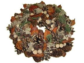 All Saints Wreath