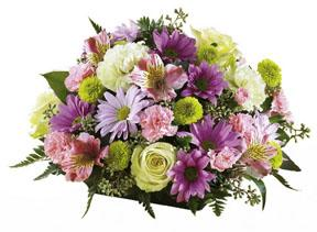 The FTD® Naturally Nice™ Arrangement