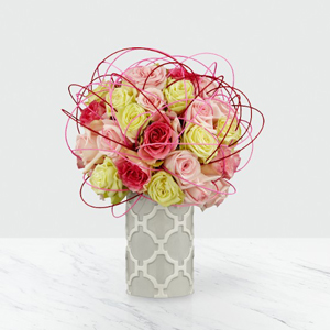 Pink Jewels Bouquet
