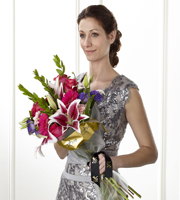 The FTD® Be Daring™ Presentation Bouquet