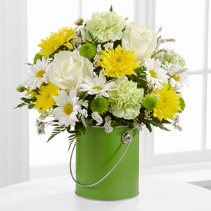 The FTD® Color Your Day With Joy™ Bouquet