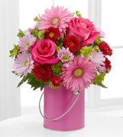 PCP 	The FTD® Color Your Day With Happiness™ Bouquet