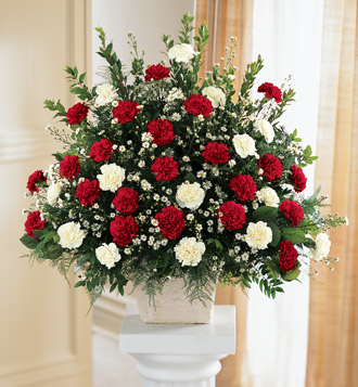 The FTD® Devotion™ Arrangement