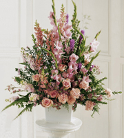 The FTD® Peaceful Memories™ Arrangement