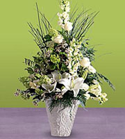 The FTD® Weeping Lilies ™ Arrangement