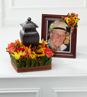 The FTD® Glorious Tribute™ Arrangement