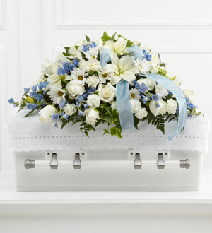 The FTD® Tender Treasure™ Casket Spray - Cleveland Ohio