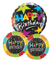 Birthday Balloon Bundle