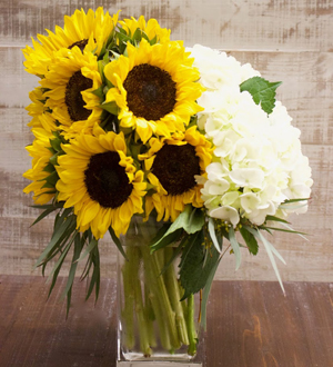 Modern Sunshine Bouquet