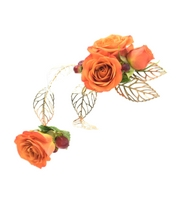 Tangerine Arm Band