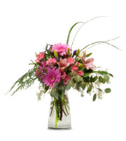 Order a Natural, Whimsical FLOWER bouquet TODAY for Delivery or Pick-Up at Grand Rapids Florist Sunnyslope Floral