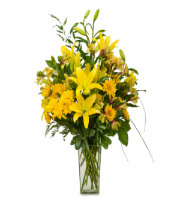 Find YELLOW FLOWERS to Send Today with SAME DAY DELIVERY in the Grand Rapids Metro Area by LOCAL FLORIST Sunnyslope Floral