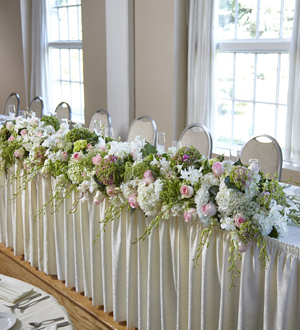 The FTD® State of Joy Head Table Arrangement