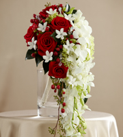 The FTD® Here Comes the Bride™ Bouquet