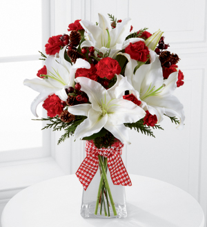 The FTD® Winter Woodlands™ Bouquet